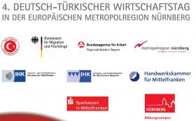 4. DEUTSCH-TÜRKISCHER WIRTSCHAFTSTAG IN DER EUROPÄISCHEN METROPOLREGION NÜRNBERG